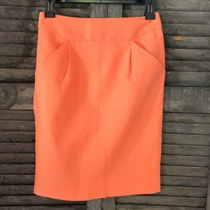 J.CREW 'The Pencil Skirt' Women's Size 00
